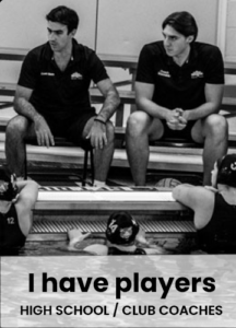 Water Polo Club Coach Recruiting